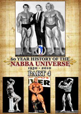 60 year history of NABBA Universe Part 4