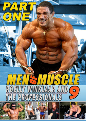 Men of Muscle # 9 Part 1