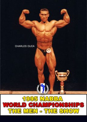 1995 NABBA World Championships: Men's Show