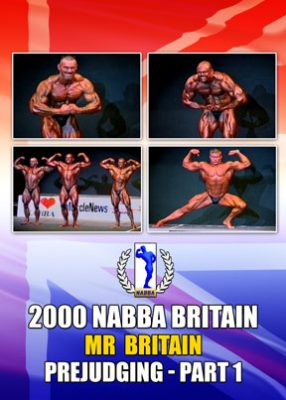 2000 NABBA Mr. Birtain Prejudging Part 1 Download