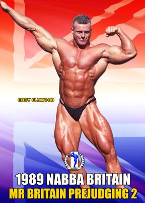 1989 NABBA Mr Britain Prejudging Part 2 Download
