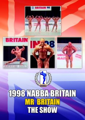 1998 NABBA Mr. Britain Show Download