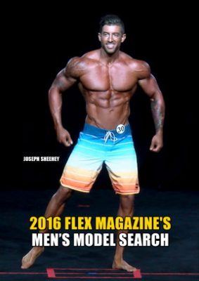 2016 Flex Magazine's Male Model Search Download