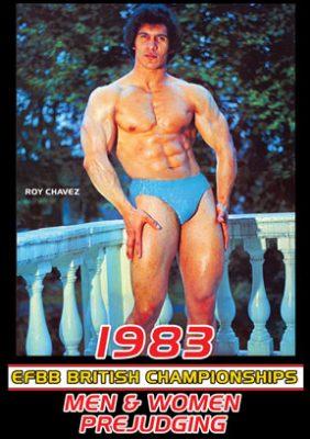 1983 EFBB British Championships: Prejudging Download