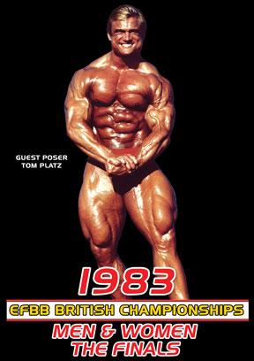 1983 EFBB British Championships: Finals Download