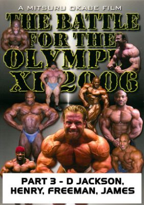 2006 Battle Olympia Part 3 Download