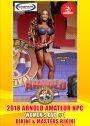 2018 Arnold Women's DVD # 1 Bikini