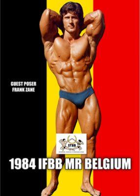 1984 IFBB Mr. Belgium Download