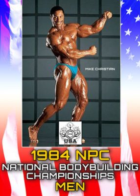 1984 NPC Nationals Men - download