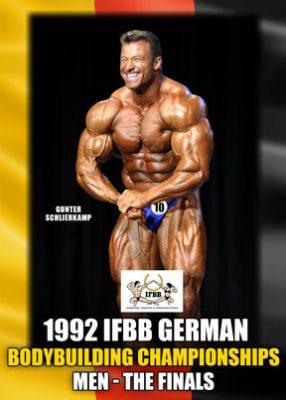 1992 IFBB German Championships - Men's Finals Download