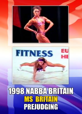 1998 NABBA Ms. Britain Prejudging Download