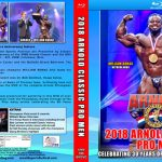2018 Arnold Classic Pro Men Blu-ray