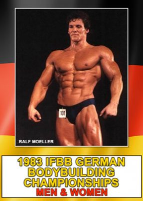 1983 IFBB German Championships Download