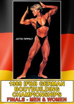1989 IFBB German Championship Download