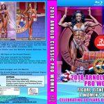 2018 Arnold Classic Pro Women Blu-ray
