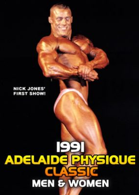 1991 Adelaide Physique Classic DVD