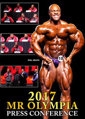 2017 Mr. Olympia Press Conference Download
