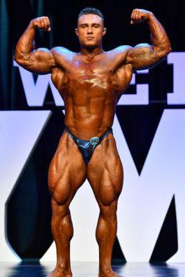 2018 Amateur Olympia - Men