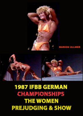 1987 IFBB German Championships - Women Download