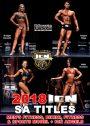 2018 ICN South Australian titles Fitness, bikini etc DVD