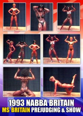 1993 NABBA Ms. Britain - Download