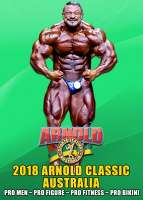 2018 Arnold Classic Australia: Pro Classes