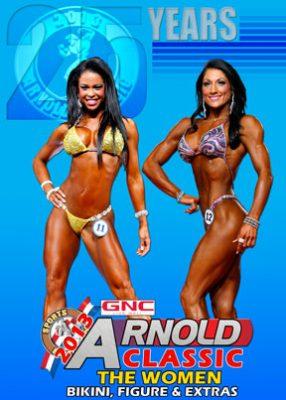 2013 Arnold Classic Pro Women Bikini and Figure