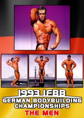 1993 IFBB German Bodybuilding Championships Men Download