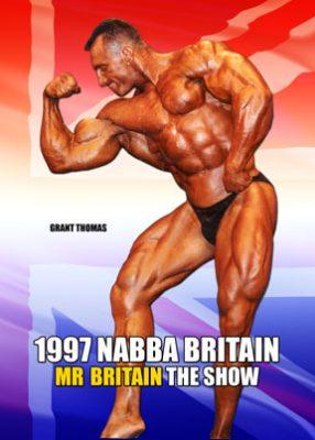 1997 NABBA Mr. Britain - Show Download