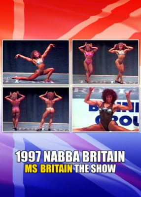 1997 NABBA Ms. Britain - Show Download