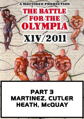2011 Battle Olympia Part 3