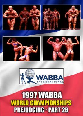 1997 WABBA World Championships Prejudging 2B Download