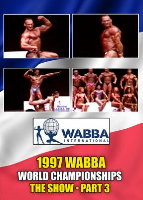 1997 WABBA Worlds Show Part 3