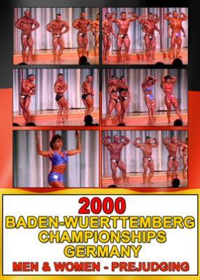 2000 Baden Wurttemburg Champs Prejudging Download