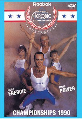 1990 South Australian Aerobic Champs DVD