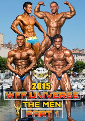 2015 WFF Universe - Men Part 1 Download
