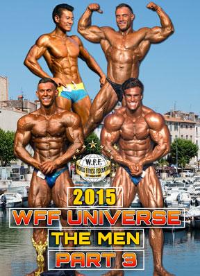 2015 WFF Universe Men Part 3 Download