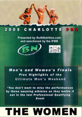 2005 Charlotte Pro Women Download