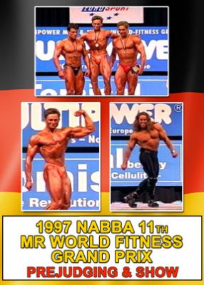 1997 NABBA Mr. World Fitness Grand Prix Download
