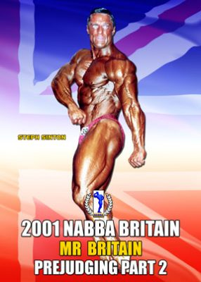 2001 NABBA Mr. Britain - Prejudging # 2 Download
