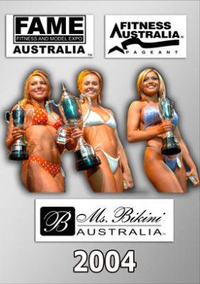 2004 Bikini & Fitness Australia Download