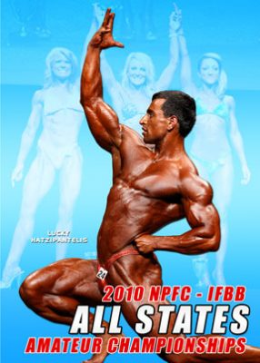 2010 NPFC/IFBB All States amateur Championships download