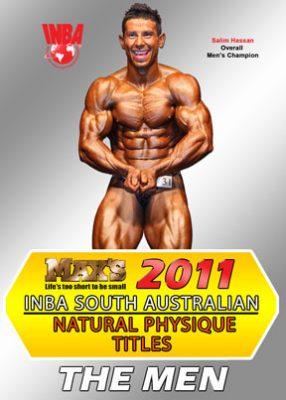 2011 INBA SA Natural Championships - Men Download