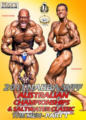 2011 NABBA/WFF Australian Championships: Men # 1 Download
