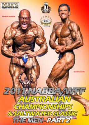 2011 NABBA/WFF Australian Championships: Men # 2 Download