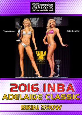 2016 INBA Adelaide Classic - Bikini Show Download