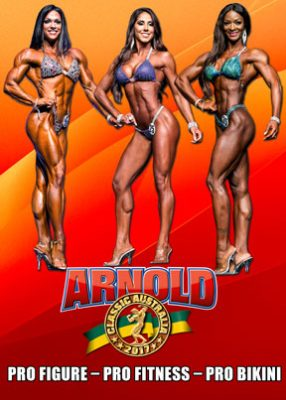 2017 Arnold Australia Pro Women Download
