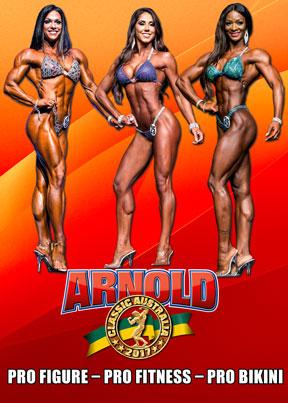 2017 Arnold Australia Pro Women Download