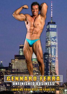 Gennaro Ferra Unfinished Business DVD