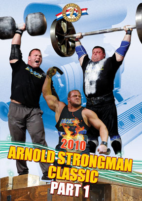 2010 Arnold Strongman Classic Part 1 Download